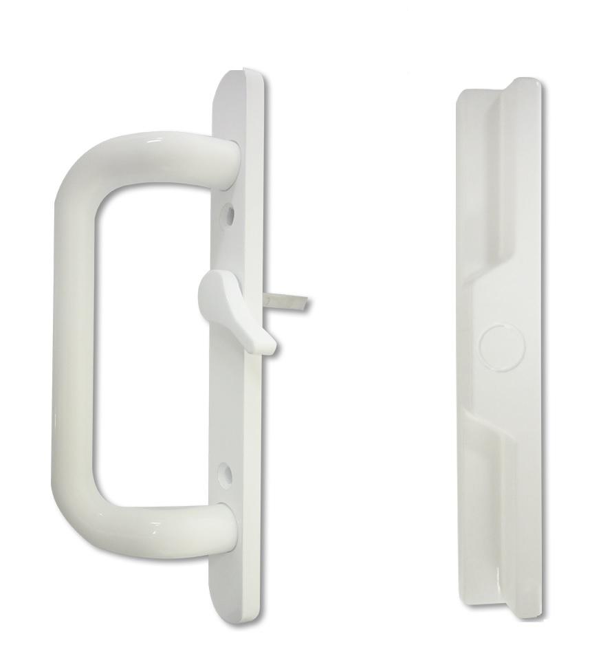 Sliding Door Handle >> Sliding Glass Door Handle Installed The Watergarden Condo